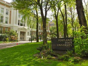portland state university study