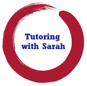 Sarah tutoring